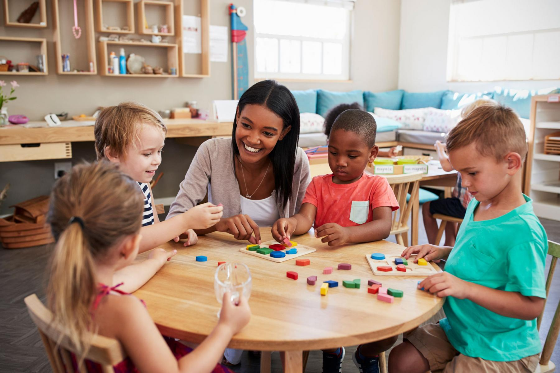 Types of Childcare and Daycare Services